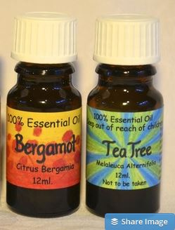 2 Essential Oils used in Aromatherapy